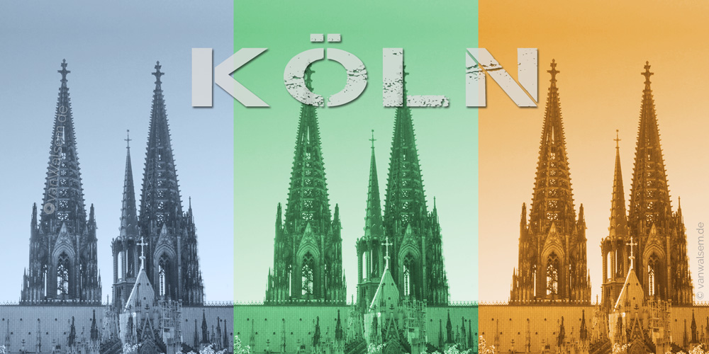 Kölner Domspitzen - Art Collection